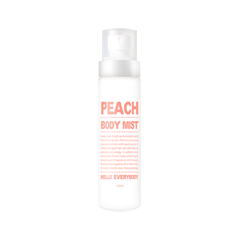 Спрей Hello Everybody Peach Body Mist (Объем 150 мл)