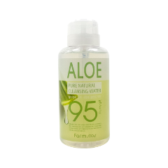 Pure Cleansing Water Aloe (Объем 500 мл)