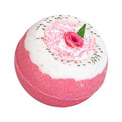 Бомба для ванны Tasha Бурлящий шарик для ванны Кремовая розочка бомба для ванны мыловаров капкейк для ванны мерри берри объем 170 г