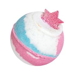 Бомба для ванны Tasha Бурлящий шарик для ванны Сказка на ночь бомба для ванны мыловаров капкейк для ванны мерри берри объем 170 г
