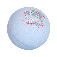 Бомба для ванны Tasha Бурлящий шарик для ванны Зимние цветы бомба для ванны мыловаров капкейк для ванны мерри берри объем 170 г
