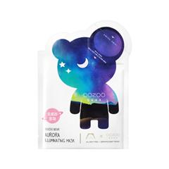Тканевая маска The Oozoo Bear Aurora Illuminating Mask (Объем 3 мл + 24 мл) маска сварщика aurora хамелеон sun7 chain 14724