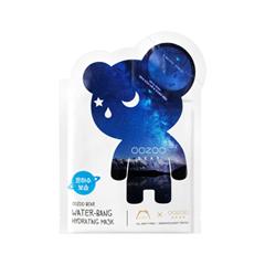 Тканевая маска The Oozoo Bear Water-Bang Hydrating Mask (Объем 3 мл + 24 мл) маска barex dry hair hydrating mask
