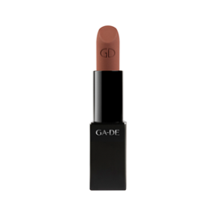 Помада Ga-De Velveteen Pure Matte Lipstick 755 (Цвет 755 Maple Kiss variant_hex_name 965748) sleek makeup губная помада lip v i p lipstick 3 6 гр 9 оттенков губная помада lip v i p lipstick 3 6 гр attitude тон 1012 3 6 гр