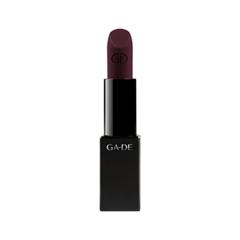 Помада Ga-De Velveteen Pure Matte Lipstick 761 (Цвет 761 Night Berry variant_hex_name 341A20) ив сэйнт лорент ysl pure lipstick 211 матовая