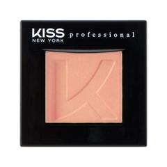 Тени для век Kiss New York Professional Single Eyeshadow 08 (Цвет 08 Panecea variant_hex_name EFAE93) тени для век kiss new york professional single eyeshadow 15 цвет 15 doe variant hex name 7c6761