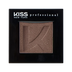 Тени для век Kiss New York Professional Single Eyeshadow 24 (Цвет 24 Fall variant_hex_name 70544B) тени для век kiss new york professional single eyeshadow 15 цвет 15 doe variant hex name 7c6761