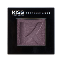 Тени для век Kiss New York Professional Single Eyeshadow 34 (Цвет 34 Purple Stone variant_hex_name 7C6270) футболка zoo york z black purple