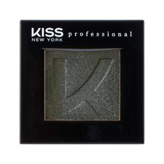 Тени для век Kiss New York Professional Single Eyeshadow 37 (Цвет 37 Mountain variant_hex_name 4F514C) помада kiss new york professional ulti matte lip crayon 13 цвет 13 hell s kitchen variant hex name ed657d