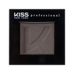 Тени для век Kiss New York Professional Single Eyeshadow 46 (Цвет 46 Poppy Seed variant_hex_name 655B59) lolli living poppy seed fitted sheet orchid tigerlily