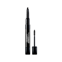 Тушь для бровей Kiss New York Professional Top Brow™ Sculpting Brow Pencil 04 (Цвет 04 Granite variant_hex_name 111111) ardell brow sculpting gel где купить