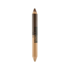 Brow & Eye Highlighters 03 (Цвет 03 Vanilla/Natural Taupe variant_hex_name AE7D5B)