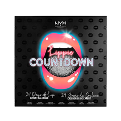 Помада NYX Professional Makeup Адвент-календарь The Lippie Countdown Advent Calendar