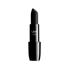 Помада NYX Professional Makeup In Your Element Lipstick 07 (Цвет 07 (Fire) Glossy Black variant_hex_name 82313A) помада sleek makeup lip v i p lipstick 1022 цвет 1022 name in lights variant hex name a93973
