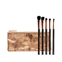 Набор кистей для макияжа NYX Professional Makeup In Your Element Metallics Eye Brush Set