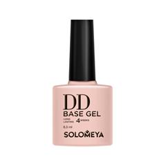 Базы Solomeya DD Base Gel 04 (Цвет 04 French variant_hex_name ECC4C4) дизайн ногтей essence накладные ногти french click