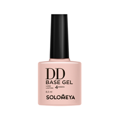 Базы Solomeya DD Base Gel 08 (Цвет 08 French variant_hex_name EDB09A) дизайн ногтей essence накладные ногти french click