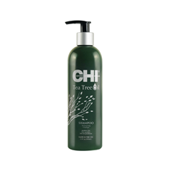 Шампунь CHI Tea Tree Oil Shampoo (Объем 355 мл) adiors long side parting shaggy layered wavy color mixed synthetic wig
