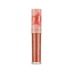 Тени для век Holika Holika 17FW Eye Metal Glitter 03 (Цвет 03 Burnt Orange variant_hex_name C58471) ночная маска holika holika honey sleeping pack canola объем 90 мл
