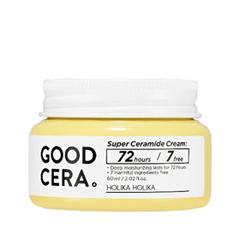 Крем Holika Holika Good Cera Super Cream (Sensitive) (Объем 60 мл) holika holika крем осветляющий для лица прайм йос вайт снэил prime youth white snail tone up cream 50 мл