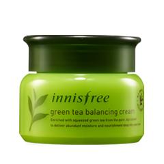 Крем InnisFree Green Tea Balancing Cream (Объем 50 мл) крем bioline jato acid cream ph balancing 50 мл