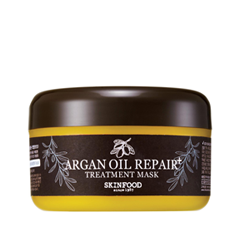 Argan Oil Silk Plus Hair Treatment Mask (Объем 200 г)