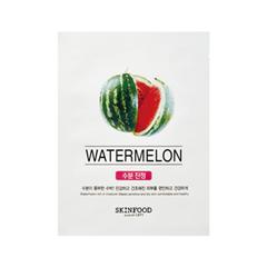цены на Тканевая маска SkinFood Beauty in a Food Mask Sheet Watermelon (Объем 18 мл) в интернет-магазинах