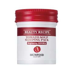 Ночная маска SkinFood Beauty Recipe Tomato Soup Sleeping Pack (Объем 88 мл) tomato soup oversized sweatshirt