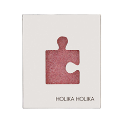 Тени для век Holika Holika Piece Matching Shadow Glitter GPK01 (Цвет GPK01 Pink Soda variant_hex_name AA4D55) ночная маска holika holika honey sleeping pack canola объем 90 мл