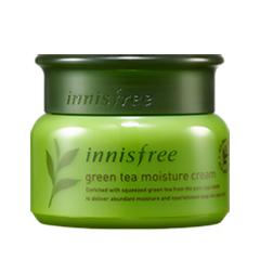 Крем InnisFree Green Tea Moisture Cream (Объем 50 мл) крем mac cosmetics studio moisture cream объем 50 мл