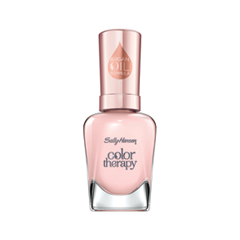 Лак для ногтей Sally Hansen Color Therapy™ 481 (Цвет 481 Sweet Nothings variant_hex_name F8D9D7) лак для ногтей sally hansen color therapy™ 200 цвет 200 powder room variant hex name dcc1ba