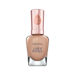 Лак для ногтей Sally Hansen Color Therapy™ 483 (Цвет 483 A Latte Love variant_hex_name A07660) лак для ногтей sally hansen color therapy™ 200 цвет 200 powder room variant hex name dcc1ba