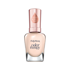 Лак для ногтей Sally Hansen Color Therapy™ 485 (Цвет 485 I Dream of Cream variant_hex_name FAC5B3) лак для ногтей sally hansen color therapy™ 200 цвет 200 powder room variant hex name dcc1ba
