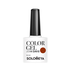 Color Gel 119 (Цвет 119 Hot Сhili  variant_hex_name B64109)