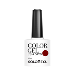 Color Gel SCG091 (Цвет SCG091 Blanca variant_hex_name 820000)
