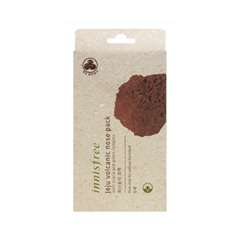 Патчи для носа InnisFree Набор Jeju Volcanic Nose Pack the face shop маска для носа jeju volcanic lava peel off clay nose mask объем 50 г