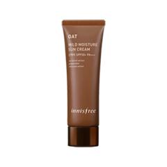 Защита от солнца InnisFree Oat Mild Moisture Sun Cream SPF50+/PA+++ (Объем 40 мл)
