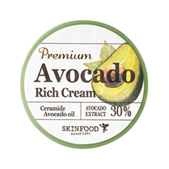 Крем SkinFood Premium Avocado Rich Cream (Объем 78 мл) крем skinfood premium lettuce