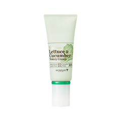 Крем SkinFood Premium Lettecure & Cucumber Watery Cream (Объем 50 г) cnd крем cucumber heel therapy 425 гр
