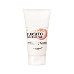 Маска SkinFood Premium Tomato Milky Face Pack (Объем 150 г) 6 pack face