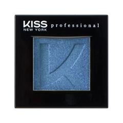 Тени для век Kiss New York Professional Single Eyeshadow 40 (Цвет 40 Pandora variant_hex_name 5F86B1) тени для век kiss new york professional single eyeshadow 15 цвет 15 doe variant hex name 7c6761