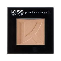 Тени для век Kiss New York Professional Single Eyeshadow 59 (Цвет 59 Fennec variant_hex_name C79B80) помада kiss new york professional ulti matte lip crayon 13 цвет 13 hell s kitchen variant hex name ed657d