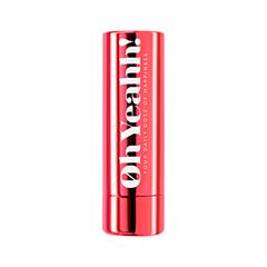 Цветной бальзам для губ Oh Yeahh! Oh Yeahh!® Red (Объем 4,2 г) vichy бальзам для губ aqualia thermal 4 7 мл бальзам для губ aqualia thermal 4 7 мл 4 7 мл