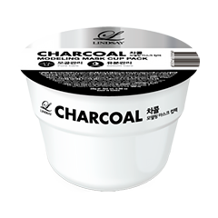 Charcoal Modeling Mask Cup Pack (Объем 28 г)