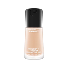 Тональная основа MAC Cosmetics Mineralize Moisture SPF15 Foundation NW15 (Цвет NW15 variant_hex_name D6AF8F)