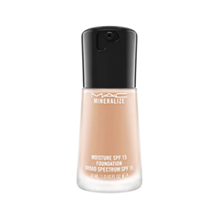 Тональная основа MAC Cosmetics Mineralize Moisture SPF15 Foundation NW20 (Цвет NW20 variant_hex_name D9A986) крем mac cosmetics studio moisture cream объем 50 мл