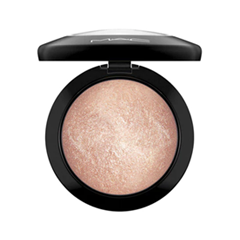 Хайлайтер MAC Cosmetics Mineralize Skinfinish Soft and Gentle (Цвет Soft and Gentle variant_hex_name D4B09E) mac mineralize skincare лосьон для интенсивного увлажнения mineralize skincare лоьсон для интенсивного увлажнения