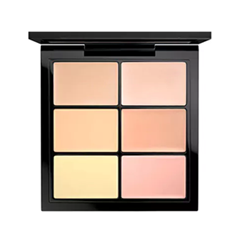 Корректор MAC Cosmetics Pro Conceal and Correct Palette Light Studio Fix (Цвет Light variant_hex_name F1C4A3) лосьон лосьон mac l s fix 100ml