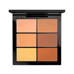 Корректор MAC Cosmetics Pro Conceal and Correct Palette Medium Deep Studio Fix (Цвет Medium Deep variant_hex_name D08E66)