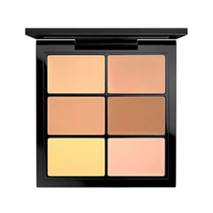 Корректор MAC Cosmetics Pro Conceal and Correct Palette Medium Studio Fix (Цвет Medium variant_hex_name E8AA87) кабель питания 20 shippment mac pro g5 mac 6pin 2 pci e 6pin 4500 gtx285 hd4870 hd5770 gtx285